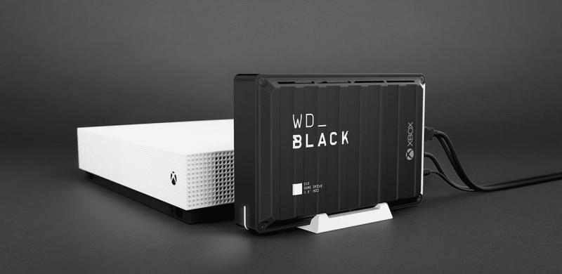 wd black d10 12TB