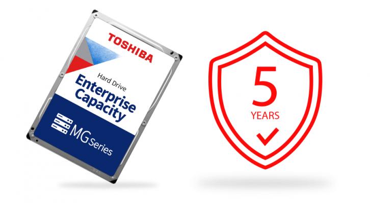 Toshiba HDD Enterprise 16TB