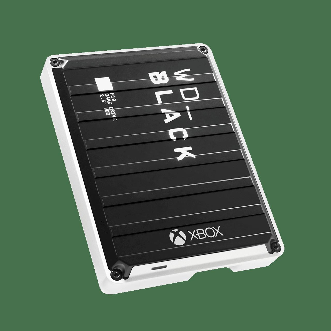 WD Black P10 3TB For XBox