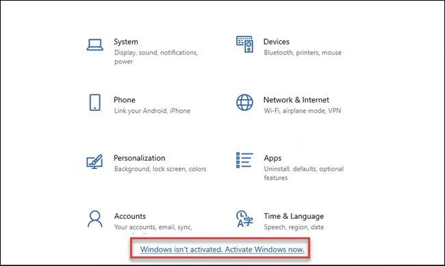 Cách kích hoạt bản quyền Windows trên PC mới