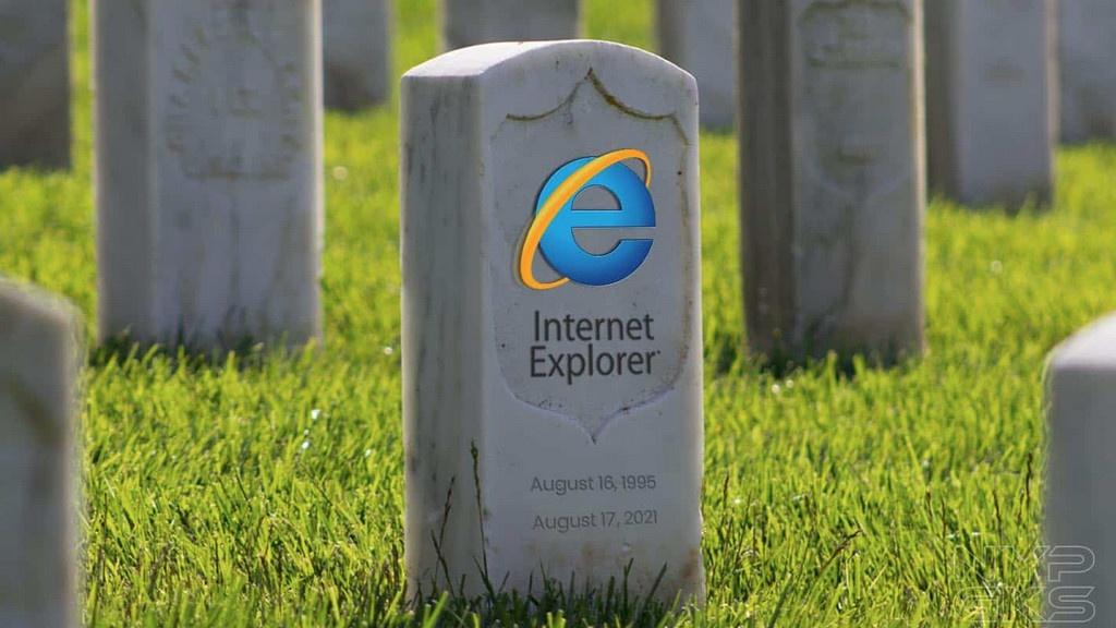 Windows 11 xóa Internet Explorer